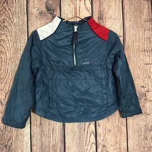 Kids Tommy Hilfiger Water Proof Jacket M Blue Boys